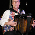 Andrew Purkiss at Guildford Accordion Club