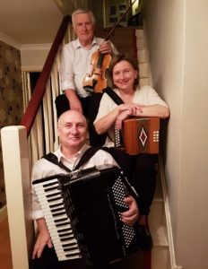 McCool Trad at Guildford Accordion Club