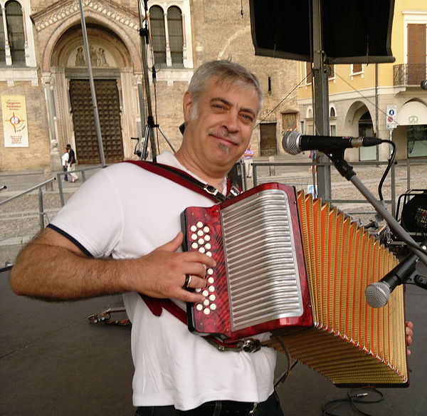 Fabio Turchetti - Guildford Accordion Club